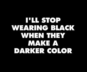 black, quote, and color image
