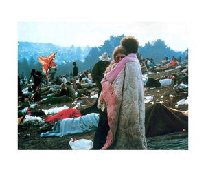 60's, festival, and hippies image