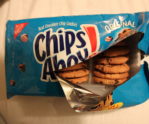 chips ahoy, Cookies, and food image