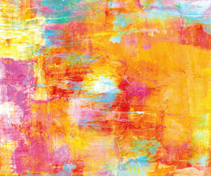 Abstract Painting, contemporary art, and home decor image