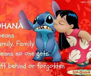 family, quote, and disney image