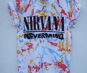 Nevermind and nirvana image