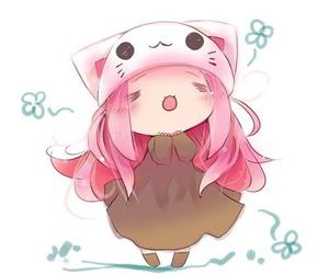 kawaii, anime, and chibi image