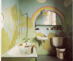 walls, wc, and whimsy image