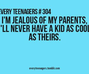 funny, teenagers, and true image