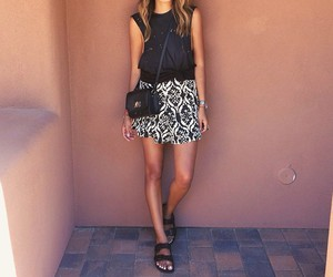 bag, blogger, and outfit image