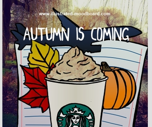 almost, autumn, and coming image