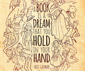 book, Dream, and quotes image