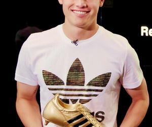 james rodriguez, football, and real madrid image