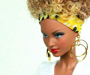 barbie, girl, and style image