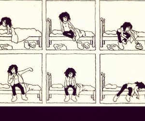 morning, sleep, and funny image