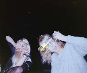 grunge, friends, and indie image