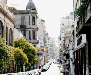 street, city, and argentina image