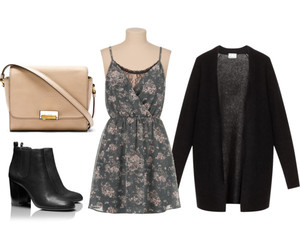 autumn, dress, and clothes image