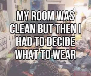 room, clothes, and funny image