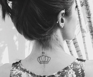bnw, piercing, and ear image