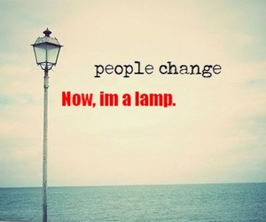 lamp and text image
