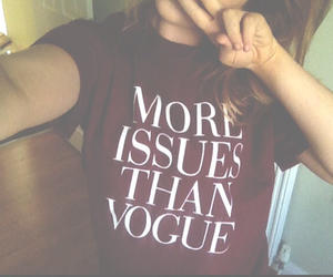 fashion, girl, and quote image