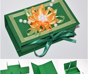 diy, crafts, and gift box image