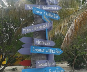 coco cay, bahamas, and guide image