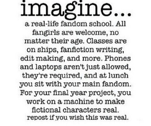 funny, imagine, and life image