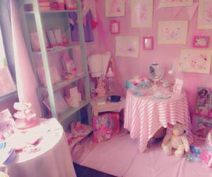 japan, pink, and kawaii image