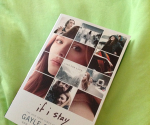 book, movie, and if i stay image