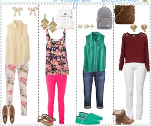 cute clothes, outfit, and outfit ideas image