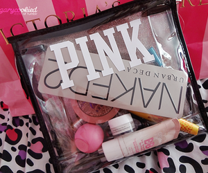 pink, beauty, and Victoria's Secret image