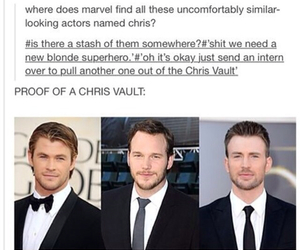 Marvel, superhero, and chris evans image