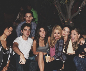 the fosters, maia mitchell, and cast image