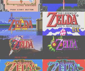 link, the legend of zelda, and tloz image