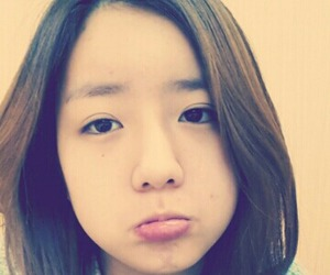 apink, yoon bomi, and cute image