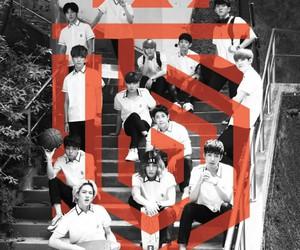 group, korean, and kpop image