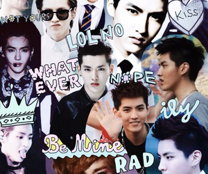 exo, handsome, and Hot image