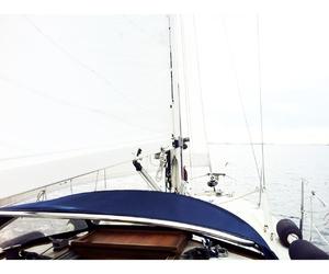 sailing, havet, and segling image