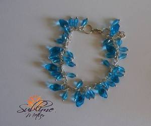 accessories, bracelet, and turquoise image