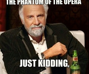 meme, musical, and Phantom of the Opera image