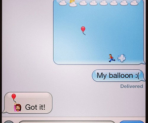 balloons and lol image