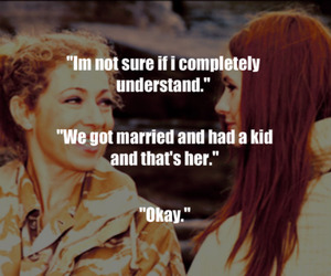 doctor who, quotes, and karen gillan image