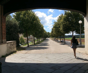 beautiful, italy, and lucca image