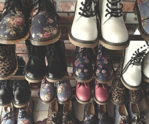 doc martins and shoes image