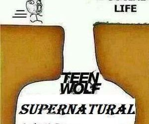 teen wolf, The Originals, and the vampire diaries image