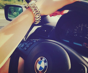 bmw, car, and nails image