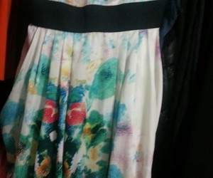 colors, dress, and happy image