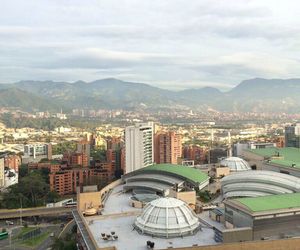 city, love, and colombia image