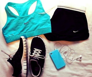 clothes, fitness, and workout image