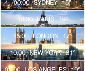 city, los angeles, and paris image