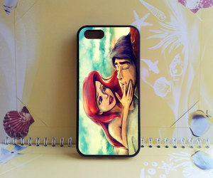 ariel, iphone 4 case, and iphone 5 case image