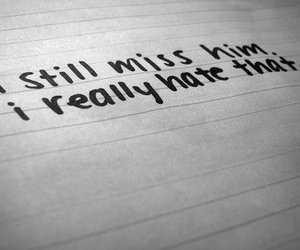 hate, miss, and quote image